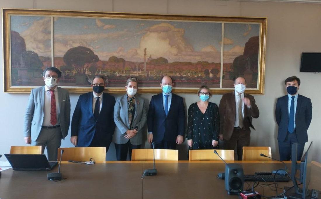 Présidence du groupe interparlementaire d'amitié France-Bulgarie
