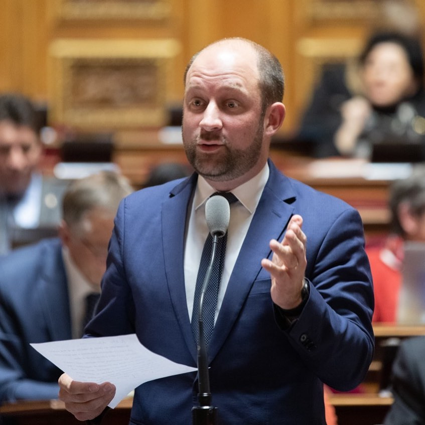 Question d'actualité au Gouvernement