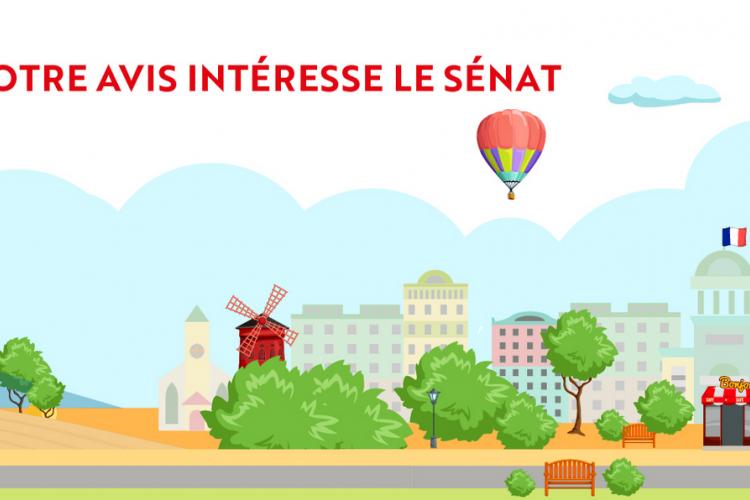 Le Sénat se dote d'une nouvelle plateforme numérique de consultation des élus locaux