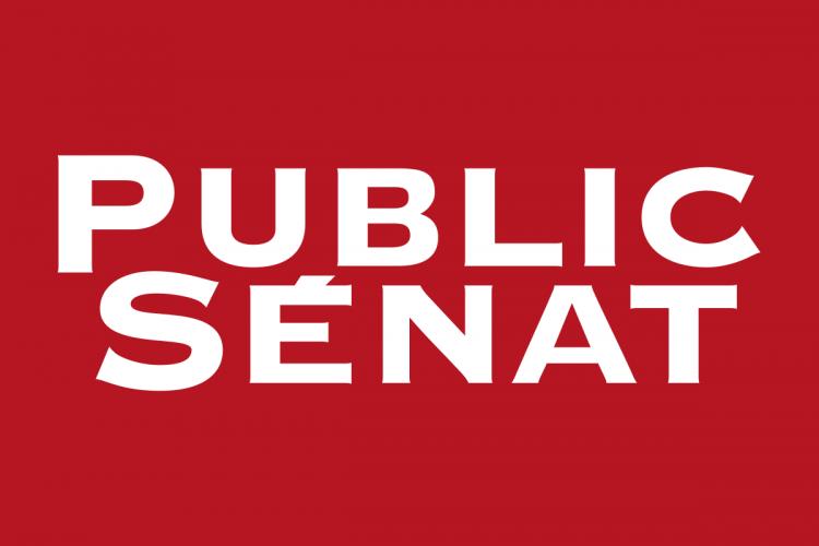 Application StopCovid: mon interview sur Public Sénat
