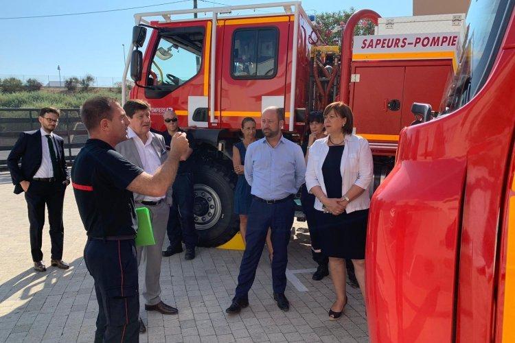 Proposition de loi sur les Sapeurs-Pompiers