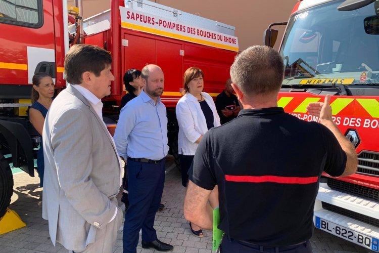 Violences contre les sapeurs-pompiers: la commission des lois formule 18 propositions pour que cesse l'inacceptable